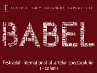 Târgoviște: Programul Festivalului Babel, 1-12 iunie!