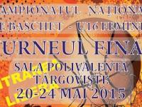 Primăria Târgoviște s-a asociat cu CSȘ pentru susținerea Turneului Final al Campionatului de Baschet Feminin U16