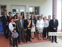 Ministrul Rovana Plumb și Ambasadorul Norvegiei, vizită la Grădinița din Mănești!