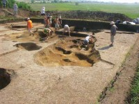 DÂMBOVIȚA: Demarează campania de cercetări pe șantierul arheologic Geangoești Hulă, com. Dragomirești