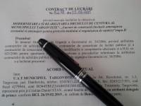 OFICIAL: A fost semnat contractul pentru reluarea lucrărilor la centura municipiului Târgoviște!