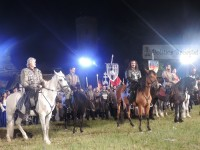 Festivalul Dracula: Spectacol istoric la Curtea Domnească din Târgoviște! (galerie foto)