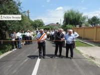 Drumuri locale și centru de informare turistică, finalizate la Odobești!
