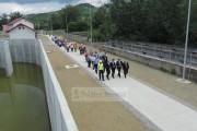 FOTO: A fost inaugurată stația de epurare Pucioasa, în prezența ministrului Fondurilor Europene!