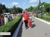 FOTO: Târgoviște în mișcare! Parcul Chindia, locul preferat pentru petrecerea zilei de 1 Iunie!