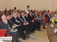 """Conferință Internațională la Universitatea """"Valahia"""" Târgoviște. Două titluri de Doctor Honoris Causa acordate"""