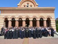TÂRGOVIȘTE: Absolvenții Facultății de Teologie au depus jurământul de credință!