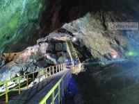 GALERIE FOTO: A fost inaugurată Peștera Ialomiței! Imagini spectaculoase din interior!