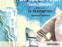 """Târgoviște, 19-28 august: Tabăra de sculptură """"Vasile Blendea""""!"""