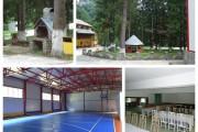 FOTO: Centrul de agrement CERBUL, sport și recreere în aerul Bucegilor!