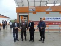 Benzinărie inaugurată la Odobești, investiție așteptată mai ales de agricultorii din comună!