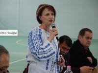 Claudia Gilia: Da, voi candida pentru funcția de președinte al OFSD Dâmbovița!