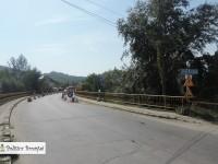 PUCIOASA: S-a încheiat contract de execuție pentru podul provizoriu peste Bizdidel! Cel existent acum va fi dărâmat!