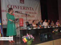 Carmen Holban a fost aleasă președinte OFSD Târgoviște! (foto)