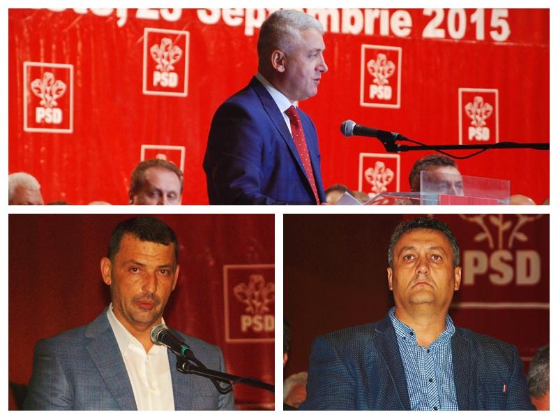 Adrian Țuțuianu, despre oamenii care-l vor ajuta la conducerea PSD Dâmbovița!