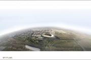 IMAGINI SPECTACULOASE – Complexul sportiv pe care îl dorește Consiliul Județean la Târgoviște prinde contur!