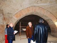 Președintele CJD, vizită de lucru la Potlogi pentru pregătirea inaugurării Palatului Brâncovenesc!