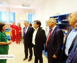 Târgoviște: Ministrul Sănătății a inaugurat proiectul european de informatizare derulat de Spitalul Județean!