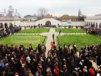 GALERIE FOTO: A fost inaugurat Palatul Brâncovenesc de la Potlogi!