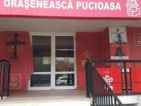 FOTO: Sediul PSD Pucioasa a fost vandalizat. Reacția partidului!