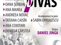 """Târgoviște, 29 decembrie: Concert extraordinar """"7 DIVAS"""" la Muzeul de Istorie!"""