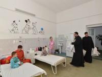 Arhiepiscopia Târgoviștei, daruri pentru copii spitalizați