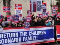 Organizația Femeilor Social Democrate (OFSD) Dâmbovița, mesaj în cazul familiei Bodnariu!