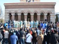 Boboteaza: Slujire arhierească la Catedrala Mitropolitană din Târgoviște!