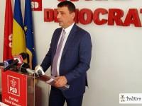 Florin Grad, președinte executiv PSD Dâmbovița: UNPR nu scoate niciun consilier județean!