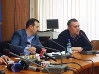 Dialog pe contre între directorii Companiei de Apă și DSP Dâmbovița, în conferință de presă!