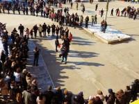 Târgoviște: Unirea Principatelor, sărbătorită în Piața Tricolorului! (foto)