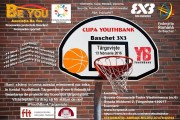Târgoviște, 13 februarie: Cupa YouthBank la baschet 3×3!