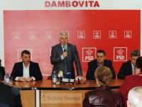 """PSD Dâmbovița: """"Ziua judecății"""", amânată cu o săptămână! 3 puncte în ședința CEx-ului!"""