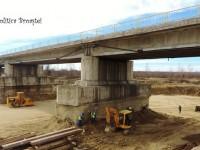 Vizită de lucru: Podul de la Viișoara, pe DN 72, pus în siguranță și deschis circulației fără restricții!