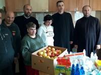 """Daruri pentru Centrul Social """"Sfântul Andrei"""" de la Gura Ocniței!"""