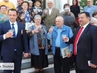 """RESPECT: 15 cupluri """"de aur"""" premiate de Primăria Târgoviște!"""