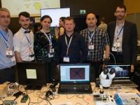 """Echipa Universității """"Valahia"""", succes în finala concursului internaţional de microrobotică de la Stockholm"""