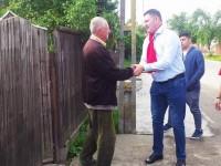 Vlad Oprea, mesaj pentru oamenii din Titu: Veți avea în mine un primar care face administrație pe stradă, nu în birou!