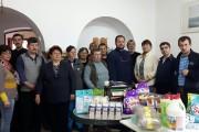 """Daruri pentru Centrul de Servicii Comunitare """"Floarea Speranței"""" din Pucioasa!"""