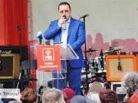 ALEGERI 2016: Constantin Ana și-a lansat candidatura pentru Primăria Pucioasa! (foto)