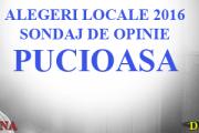 ALEGERI LOCALE 2016: Cel mai recent sondaj la nivelul orașului Pucioasa!