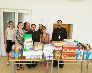 Arhiepiscopia Târgoviștei: Daruri pentru Căminul de bătrâni de la Pucioasa!