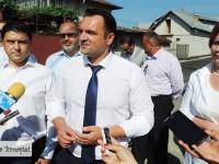 Târgoviște: Se asfaltează în ritm susținut pe lotul de străzi din cartierul Matei Voievod!