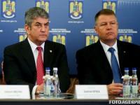 Iohannis, implicat în negocierile PNL – UNPR!!?? Liviu Dragnea, declarații la Târgoviște!