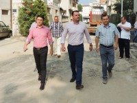 Omisă din PIDU B, strada 8 Martie (zona RAGC) este reabilitată de Primăria Târgoviște!