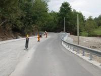 Aproape de finalizare: Lucrări de punere în siguranță a DJ 710 A Diaconești (Pucioasa) – Vârfuri – Valea Lungă!