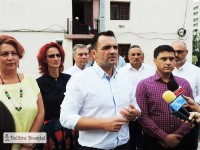 Târgoviște: Blocul de garsoniere nr. 5 de pe str. I.E. Florescu va fi reabilitat complet pe bani europeni!