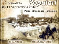 Târgoviște: Târgul meșterilor populari de Zilele Cetății!