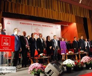 PSD Dâmbovița: A început Conferința Județeană pentru validarea candidaților la parlamentare (foto)