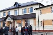 Dragomirești: A fost inaugurată Școala Gimnazială din satul Decindeni! (foto)